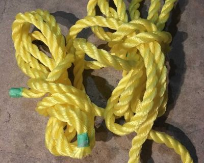 2 Lengths of Rope