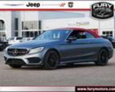 2018 Mercedes-Benz C Class Gray, 36K miles