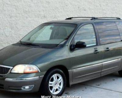 2002 Ford Windstar Wagon SEL