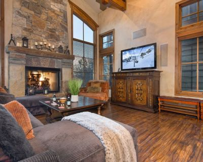 Base of PCMR, Ultimate Luxury Mountain Retreat | Abode at Phoenix House - Downtown Park City