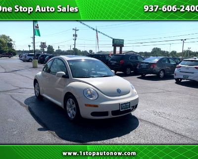 2007 Volkswagen New Beetle Coupe 2dr Auto