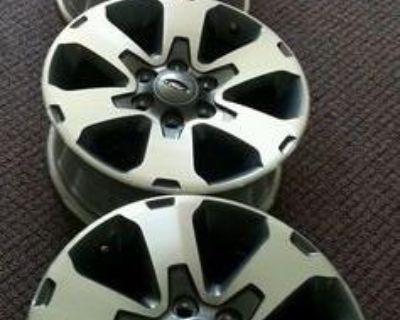 """3832 Factory Ford F150 Fx4 18"""" Wheels / Rims Expedition"""
