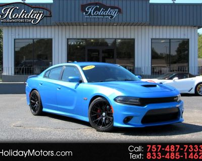Used 2016 Dodge Charger 4dr Sdn R/T Scat Pack RWD