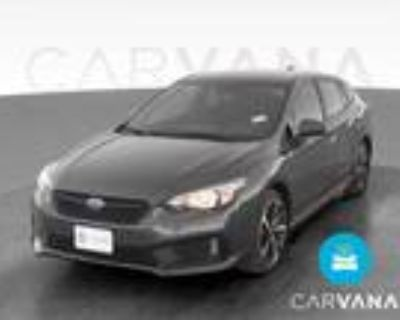 2020 Subaru Impreza Gray, 5K miles