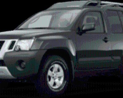 2011 Nissan Xterra S