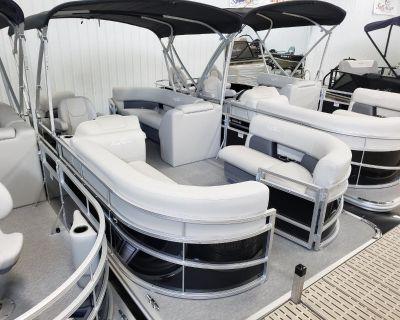 2022 SunChaser VISTA 18 LR Pontoon Boats Kaukauna, WI