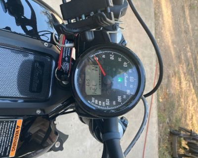 Indian FTR1200 734 miles