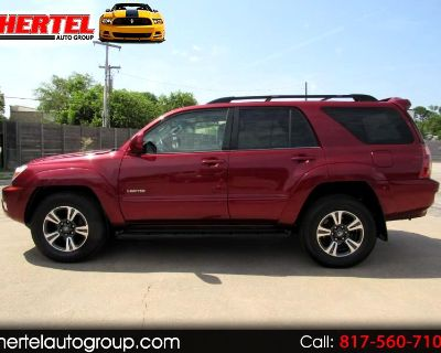 Used 2005 Toyota 4Runner Limited V6 2WD
