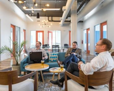 Private Office for 7 at Expansive - Katy Building
