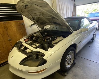 1996 Z28 Convertible (runs great) w/many extra parts included!