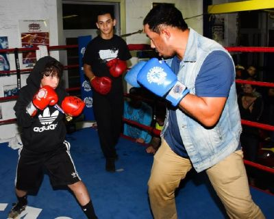 Best boxing sparring classes Miami beach