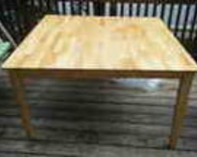 Beautiful Kitchen Table For Sale