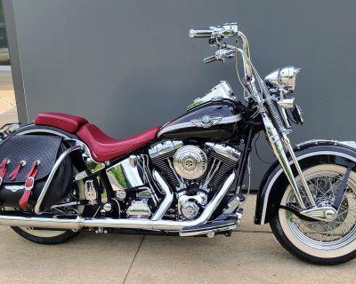 2003 Harley-Davidson FLSTS/FLSTSI Heritage Springer Cruiser Lake Villa, IL