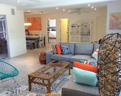 Chez Isabelle:secluded retreat and fisherman paradise. - Bradenton