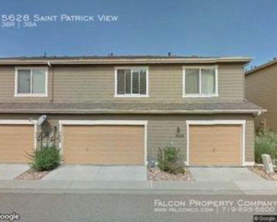 5628 Saint Patrick Vw, Colorado Springs, CO 80923 3 Bedroom House