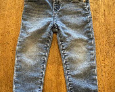 Baby GAP Easy Slim Jeans EEEUC