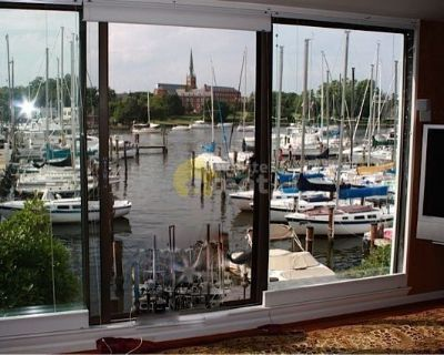 Waterfront 3bed 3.5 bath townhome in historic Annapolis