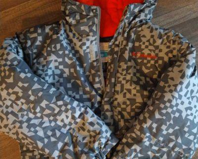 Boys fall winter coats