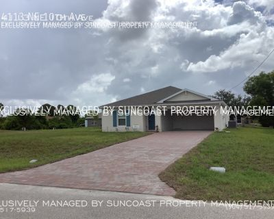 BRAND NEW! Gorgeous 3BR/2BA Home For Rent!