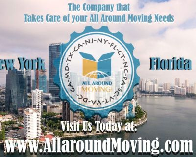 Long Distance Moving Services From Miami, Florida
