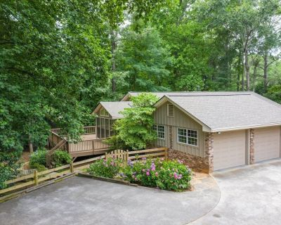 Garden Oasis In the heart of the north Atlanta Suburbs - Roswell