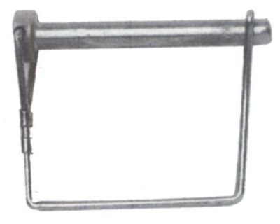 Buyers 66050 Wire Lock Pin 1/4' X 2' Square