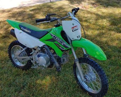 2016 Kawasaki KLX 110