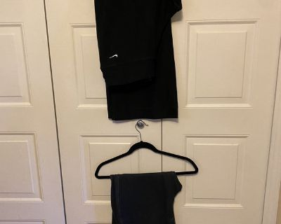 Nike workout pant and Jean Jeggings