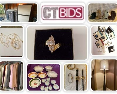 CARING TRANSITIONS FALBROOK IN-HOME ONLINE AUCTION / ENDS 08/31 / PICKUP 09/03 9AM TO 12PM ZIP 85741
