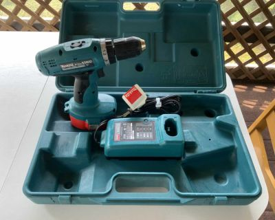 Makita Drill with Battery