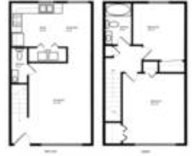 Aspen Hills Apartments - Two Bedroom Town House