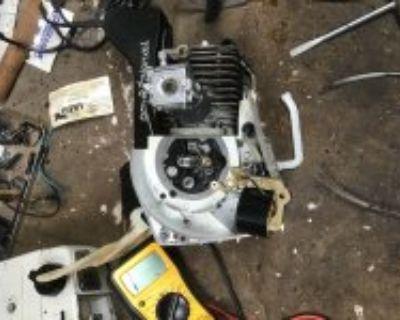 Stihl 020 AVP ignition