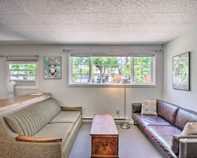 NEW! Eugene Cottage w/ Deck: 1 Mile to Downtown! - West Eugene