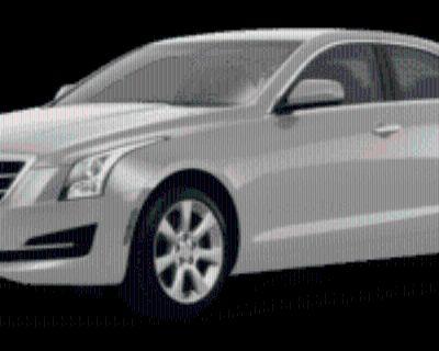 2016 Cadillac ATS Standard