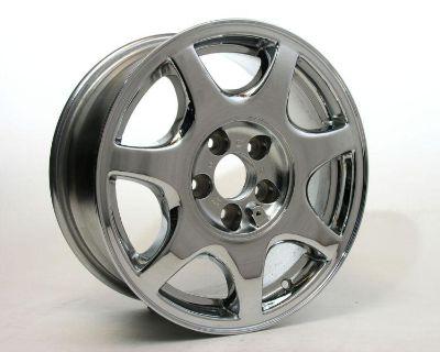 "Cadillac Catera Wheel Rim Chrome 16"" 4545"