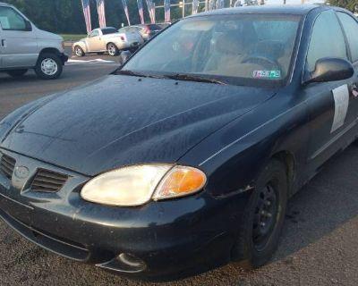 2000 Hyundai Elantra GLS