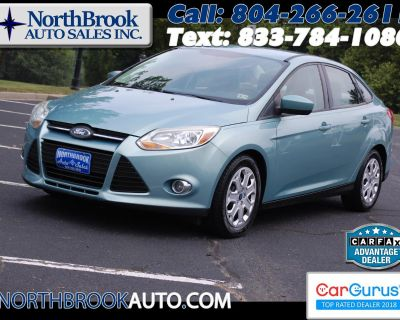 Used 2012 Ford Focus 4dr Sdn SE