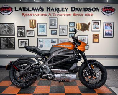 2020 Harley-Davidson Livewire Electric Vehicles Baldwin Park, CA