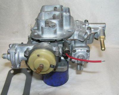 32/36 Weber Carburetor Rebuild.