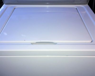 WASHER And ( Gas ) DRYER
