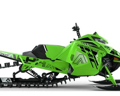 2022 Arctic Cat M 8000 Hardcore Alpha One 165 3.0 Snowmobile Mountain Osseo, MN