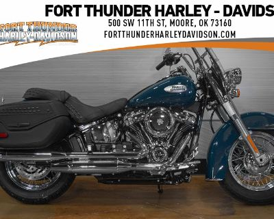 New 2021 Harley-Davidson Touring Heritage Classic