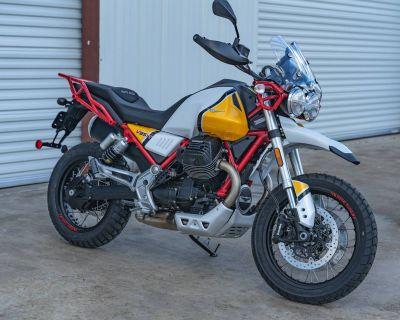 2020 Moto Guzzi V85 TT Adventure Dual Purpose Houston, TX