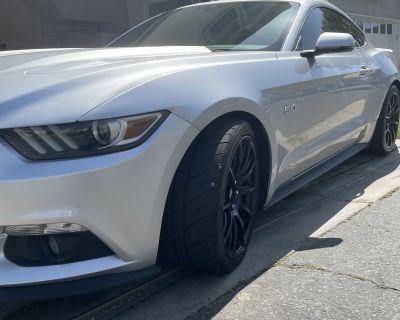 FS: 2015 Mustang GT Premium, $27K. 66k miles. 6sp MT, Clean Title, many mods.