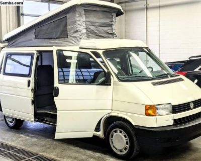1995 VW Eurovan Full Camper priced to sell