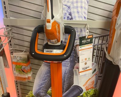 Stihl HSA 45 Hedge Trimmers Marion, NC