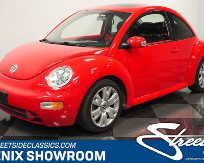 2003 Volkswagen New Beetle GLS Turbo