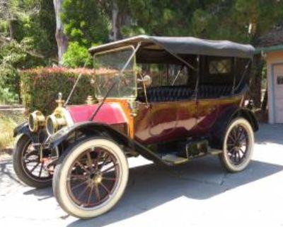 Rare 1912 Oakland Model 30 Classic Touring Car