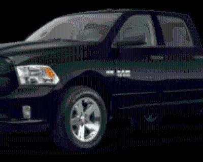 "2018 Ram 1500 Express Crew Cab 5'7"" Box 4WD"