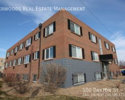 500 Dayton St #305, Aurora, CO 80010 1 Bedroom Apartment